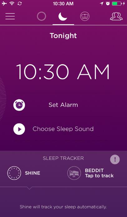 misfit flash sleep tracking instructions